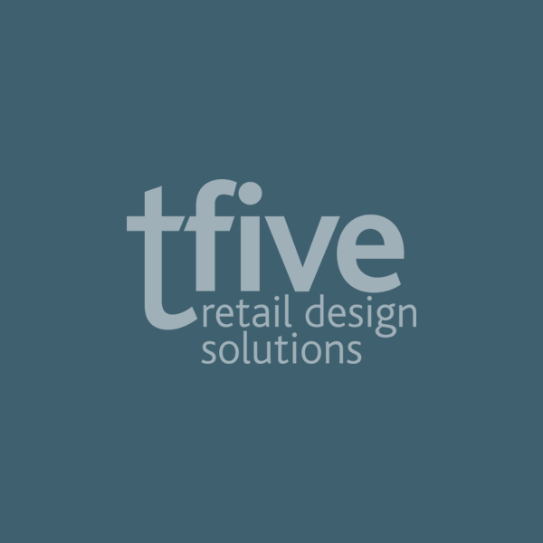 TFive Retail Design solutions Logo